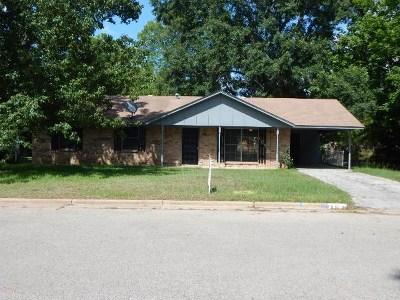 Gilmer Single Family Home For Sale: 109 Crestline