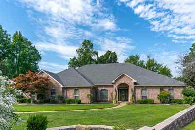 Longview Single Family Home For Sale: 1702 Oakmont