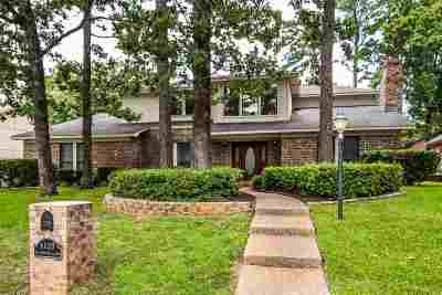 Longview Single Family Home For Sale: 1125 Windsong Ln