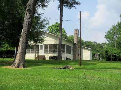 Karnack Single Family Home For Sale: 338 Cypress Dr