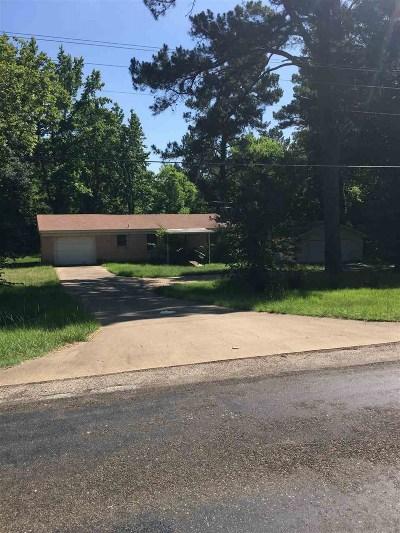 Longview Single Family Home For Sale: 1675 Fm 449