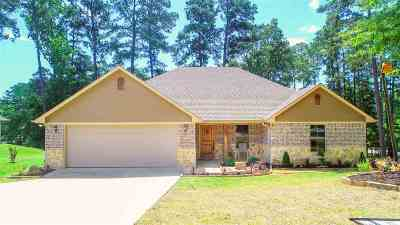 Longview Single Family Home For Sale: 134 Hillshore Cir