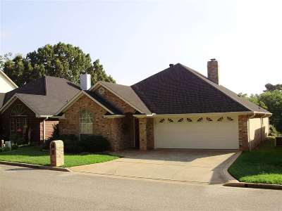Longview Single Family Home For Sale: 11 Oak Creek Ridge Drive