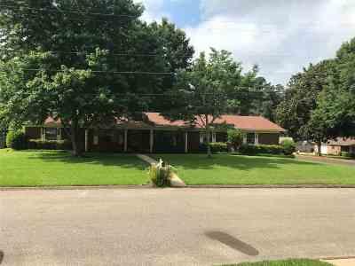 Longview Single Family Home For Sale: 600 Gemi Drive