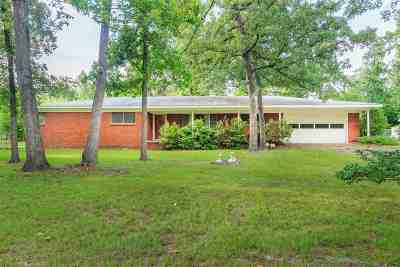 Gladewater TX Single Family Home For Sale: $89,900