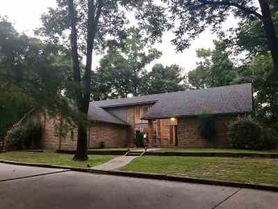 Carthage Single Family Home For Sale: 245 Private Road 883