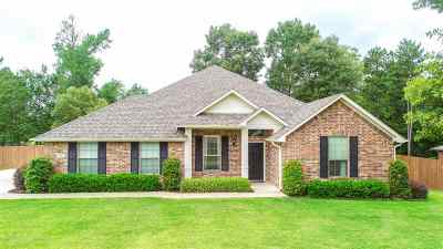 Longview Single Family Home For Sale: 206 Sweetheart Ln