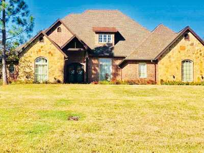 Longview TX Single Family Home For Sale: $369,900
