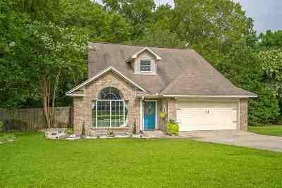 Longview Single Family Home For Sale: 1017 Deer Park Court