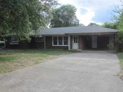 Longview TX Single Family Home For Sale: $126,500