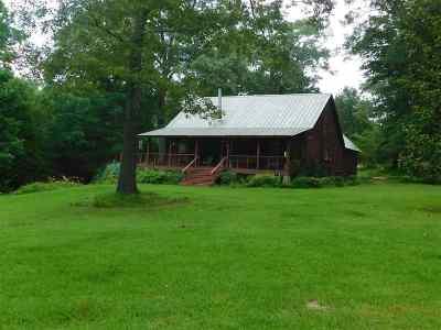 Gilmer Single Family Home For Sale: 7725 Snider Rd