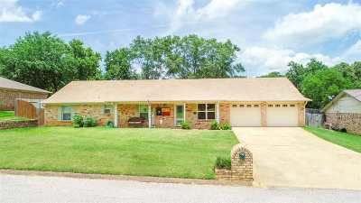 Gladewater TX Single Family Home Active, Option Period: $189,900