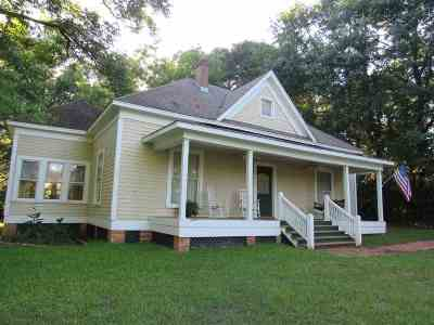 Hallsville Single Family Home For Sale: 101 Locust St