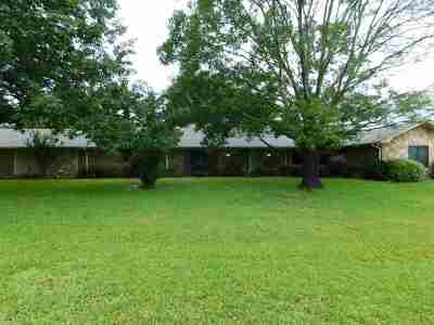 Gilmer Single Family Home For Sale: 2538 Ash Rd