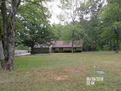 Gladewater TX Single Family Home For Sale: $155,000