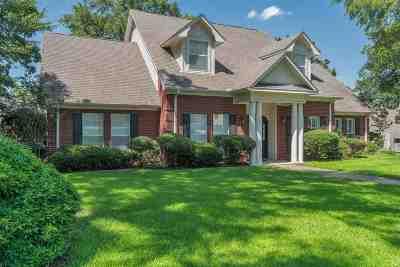 Longview Single Family Home For Sale: 1221 Daffodil