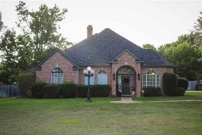 Single Family Home For Sale: 5411 Whitaker Circle