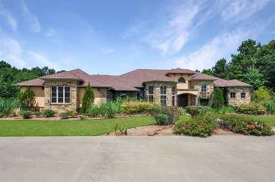 Kilgore Single Family Home For Sale: 190 County Road 1133