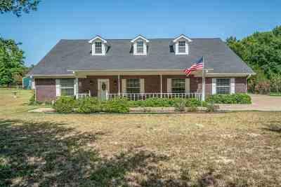 Longview Single Family Home For Sale: 21848 Fm 449