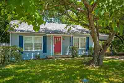 White Oak Single Family Home Active, Option Period: 512 S Sun Camp Rd