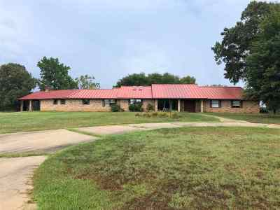 Marshall Single Family Home Active, Option Period: 621 Munden Dance Hall