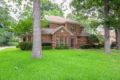 Longview Single Family Home For Sale: 1111 Heather Lane