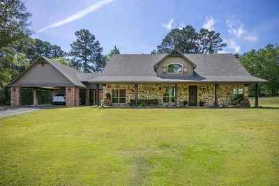 Kilgore Single Family Home For Sale: 1701 County Road 1124