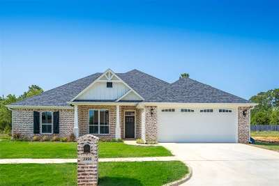 Single Family Home For Sale: 2800 Peregrine Trail