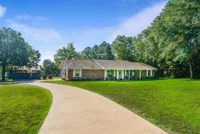 Gilmer Single Family Home For Sale: 4830 Salter Ln