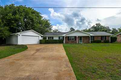 Gladewater TX Single Family Home For Sale: $188,000