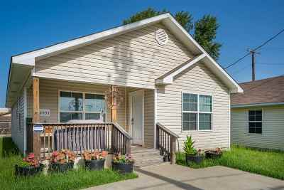 Longview Single Family Home For Sale: 2403 S Green