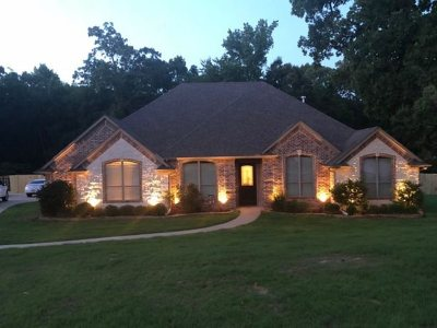 Gladewater TX Single Family Home For Sale: $304,900