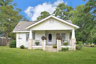 Hallsville Single Family Home For Sale: 418 N Central 450