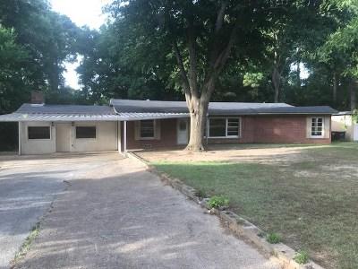 Longview Single Family Home For Sale: 201 W Garfield
