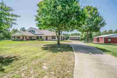 Gilmer Single Family Home For Sale: 907 Mackey Rd N