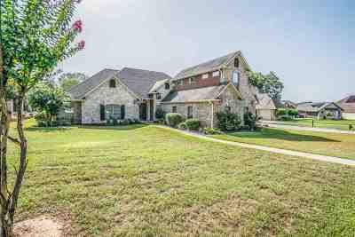Longview Single Family Home For Sale: 4206 Pecan Ridge Crossing