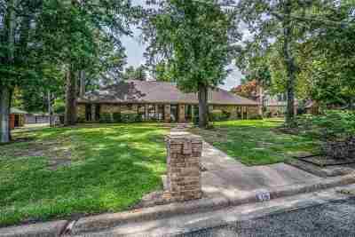 Longview TX Single Family Home For Sale: $215,000