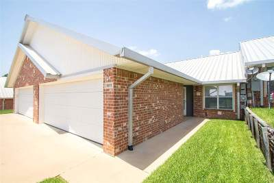 Longview TX Condo/Townhouse For Sale: $139,000