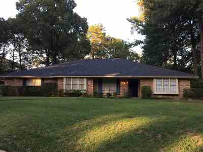 Longview Single Family Home For Sale: 1808 Woodvine