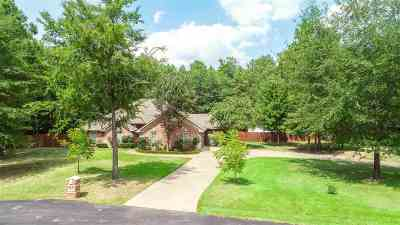 Kilgore Single Family Home Active, Option Period: 150 Timbers Rd