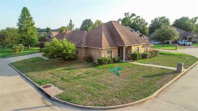 Longview Single Family Home For Sale: 2 Baylee Dr