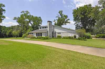 Panola County Single Family Home For Sale: 361 County Road 105