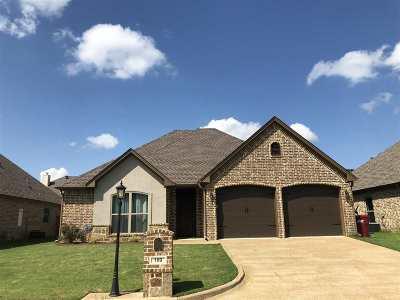Hallsville Single Family Home For Sale: 109 Ball Park Dr