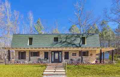 Single Family Home For Sale: 1720 Big Woods Rd