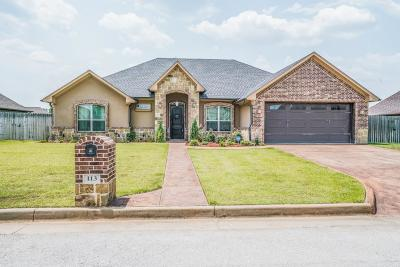 Hallsville Single Family Home For Sale: 113 New Braunfels Ln
