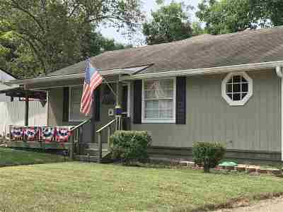 Gladewater TX Single Family Home For Sale: $114,900