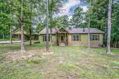 Kilgore Single Family Home For Sale: 450 Lee Rd