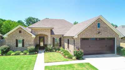 Hallsville Single Family Home Active, Option Period: 129 Germantown Cir
