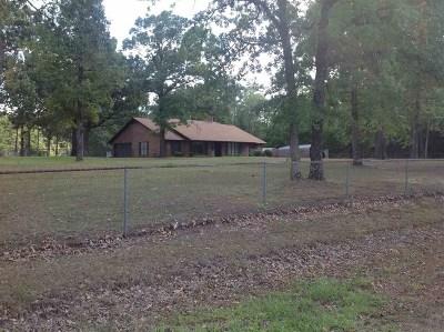 Kilgore Single Family Home For Sale: 606 Hillburn Rd