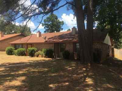 Longview TX Multi Family Home For Sale: $149,000